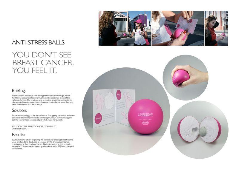 Rocheball breast cancer