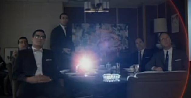 Mad Men The Kodak Carousel Pitch